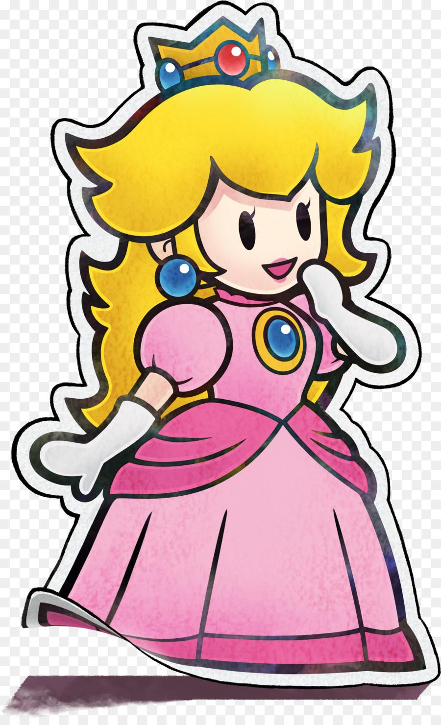 Mario and luigi kissing peach