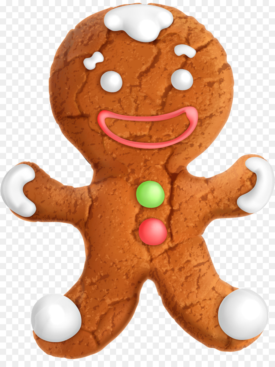 Christmas Gingerbread Man Png Download 1216 1600 Free