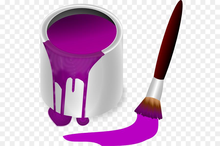 paint bucket brush clip art cliparts pink paint png download 594 rh kisspng com Orange Paint Bucket Paint Bucket and Brush Clip Art