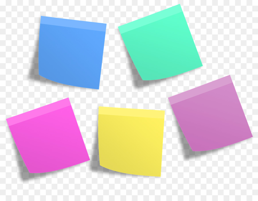 postit note adhesive tape paper clip art sticky notes