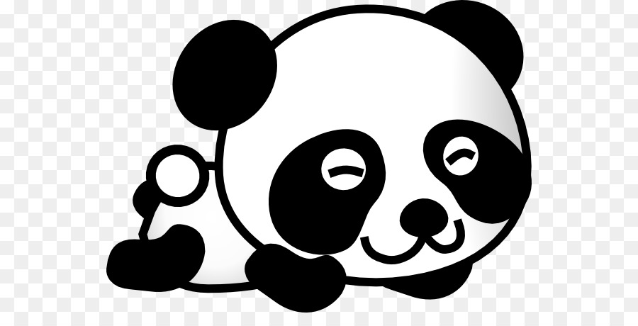 oso panda gigante beb u00e9 pandas dibujo clip art imagen de baby animal clipart for painting free baby animal clipart black and white
