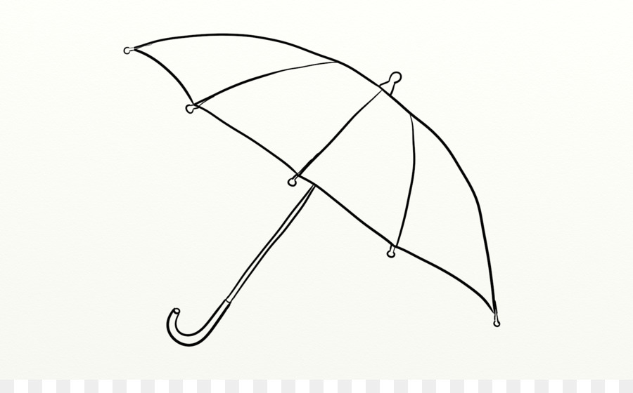 Libro para colorear Paraguas Niño Clip art - paraguas esquema ...