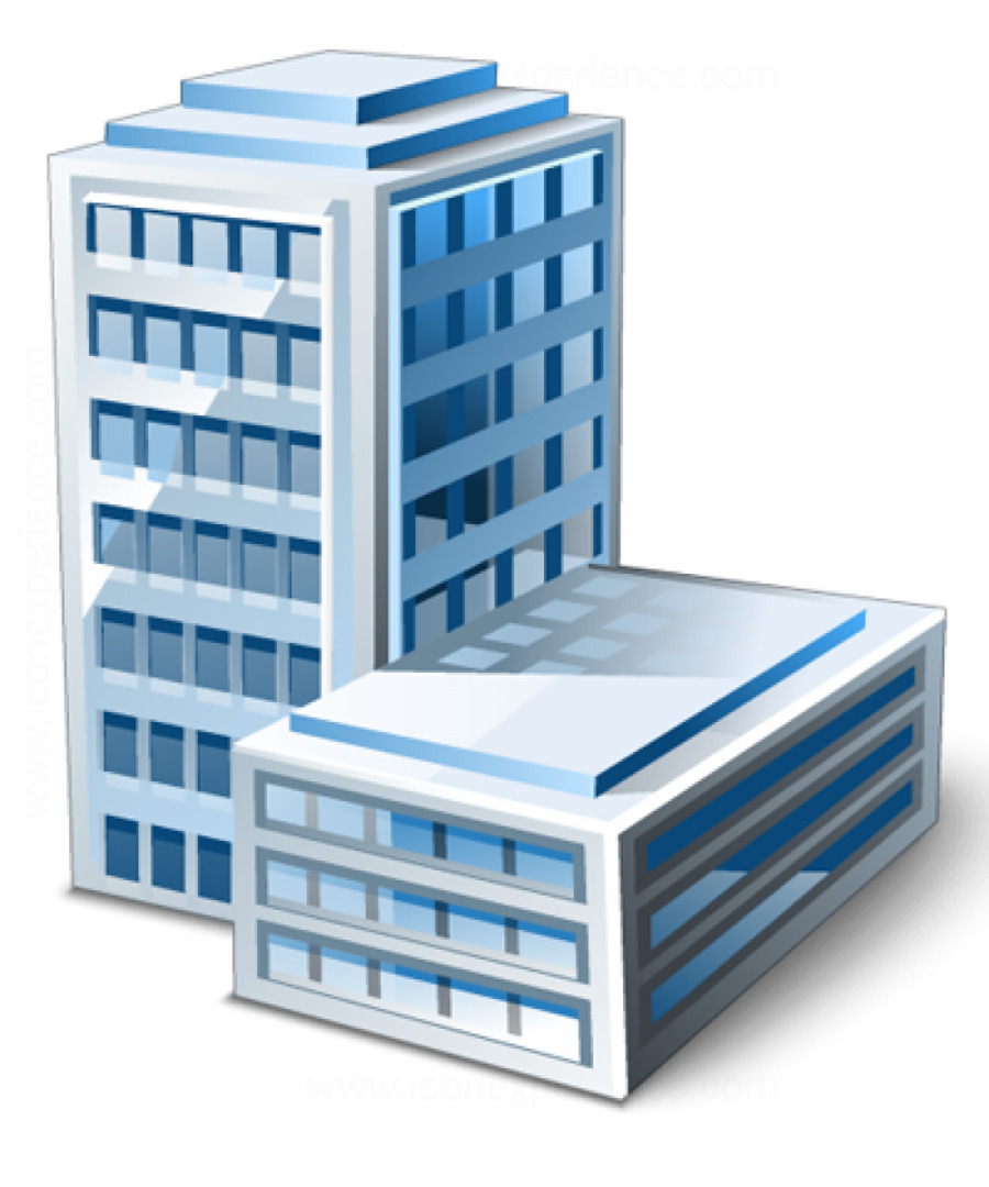 Building Computer Icons Office Biurowiec Clip Art Building Png