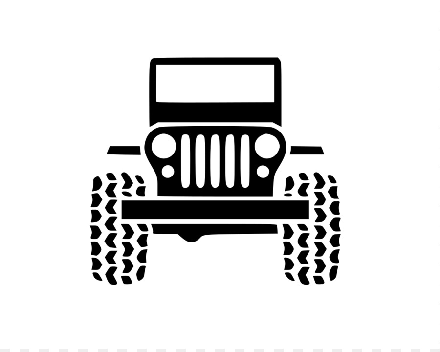 Jeep Wrangler Auto Chrysler Decal Jeep Png Herunterladen 1097