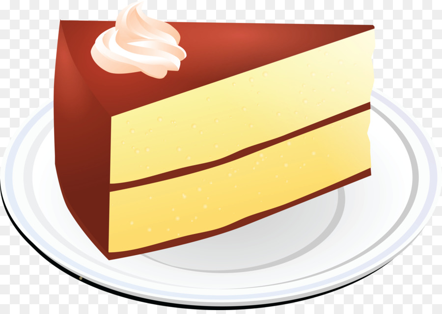Frosting Glasur Schokolade Kuchen Torte Clipart