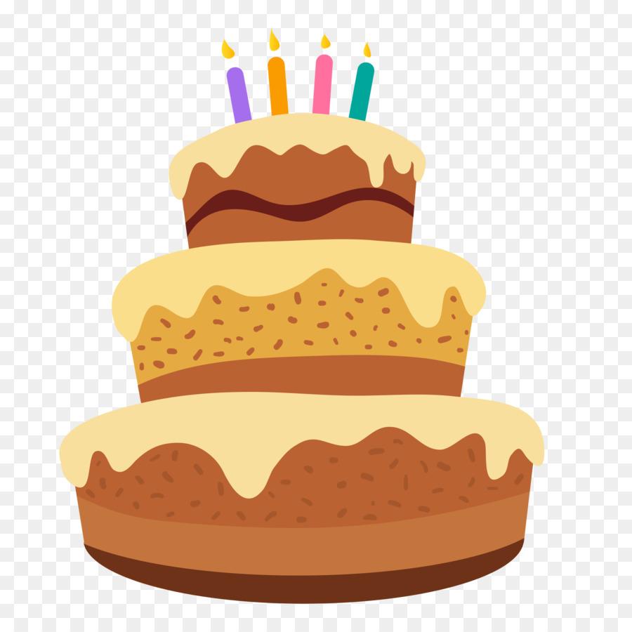 Birthday Cake Frosting Icing Animation