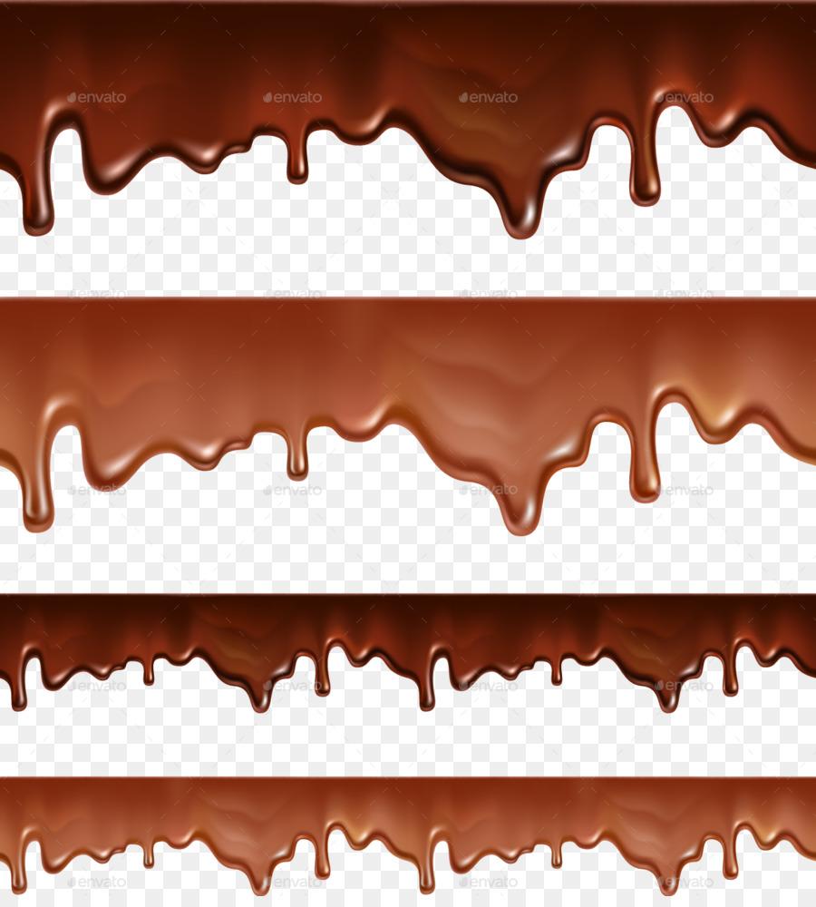 Melting Ice Cream Simple Wallpaper Designs: Ice Cream Milk Chocolate Melting