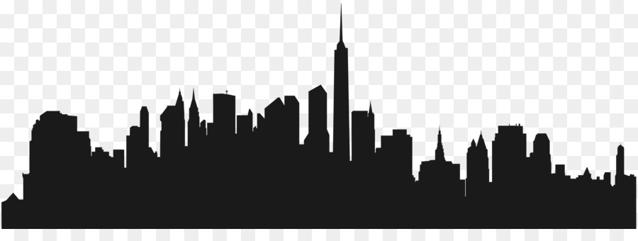 cities skylines new york city wall decal clip art building png rh kisspng com gotham city skyline clipart city skyline clip art free