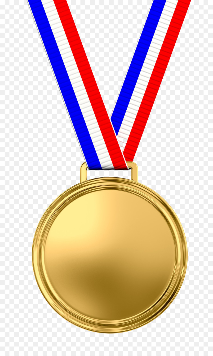 gold medal olympic medal clip art medal png download 1490 2483 rh kisspng com gold medal winner clipart olympic gold medal clipart