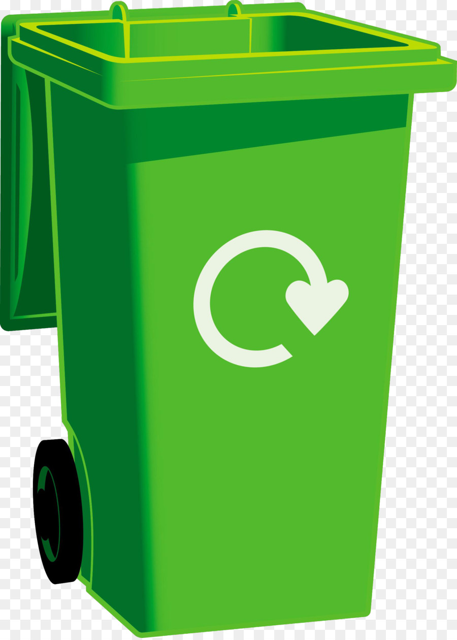 Green Bin Rubbish Bins Amp Waste Paper Baskets Recycling Bin