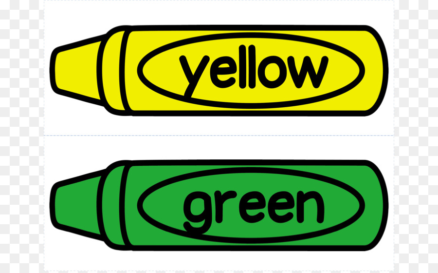 Crayon Colored Pencil Crayola Clip Art