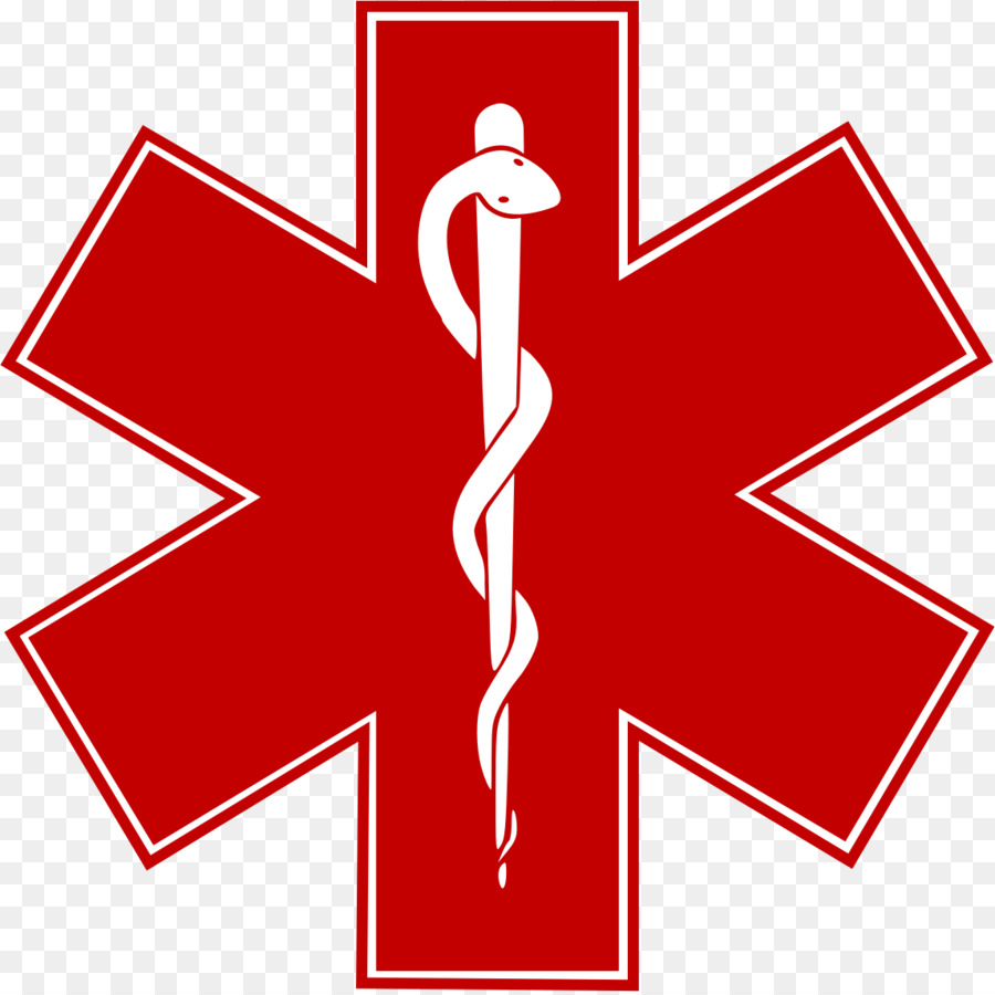 Star Of Life Emergency Medical Services Symbol Clip Art Ambulance