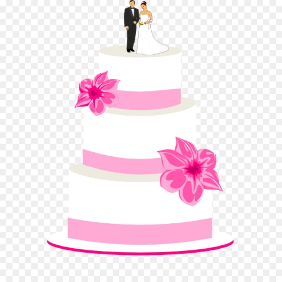 Wedding cake Birthday cake Clip art - wedding cake png download ...