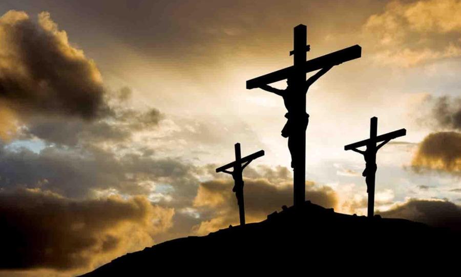 Jumat Agung Paskah Gereja Penyaliban Yesus Kristen Yesus Kristus