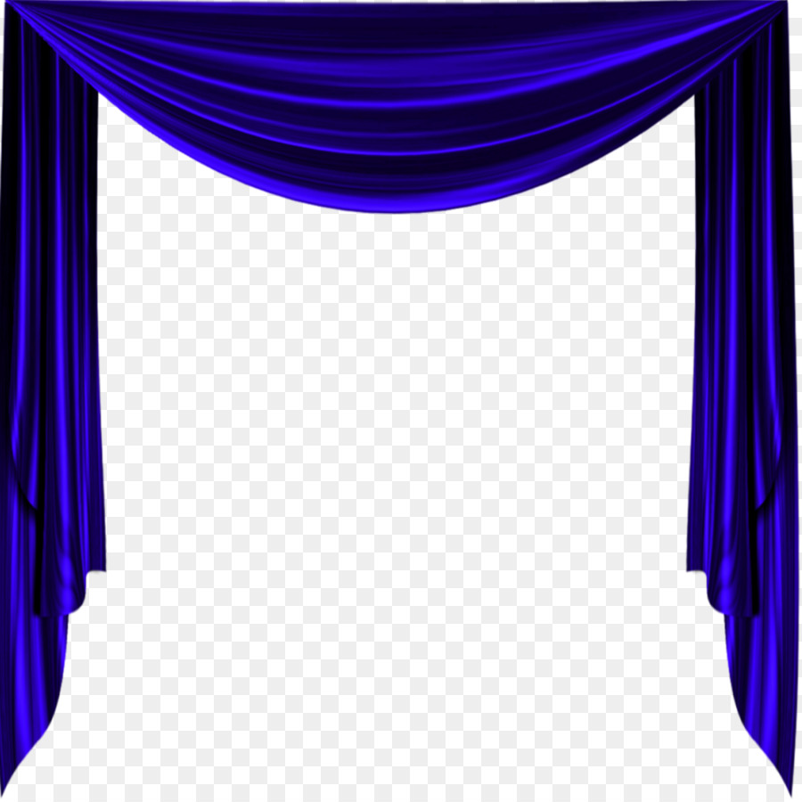 Theater Drapes And Stage Curtains Cobalt Blue Purple