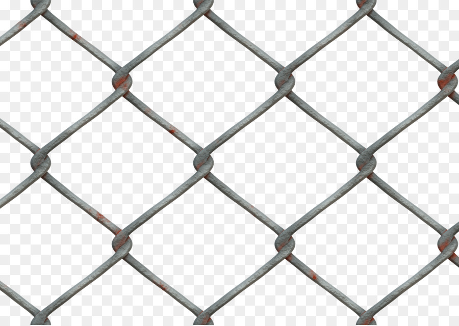 Chain link fencing Fence Wire Clip art barbwire png download