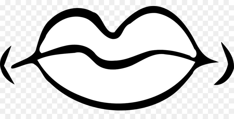 lip mouth black and white clip art mouth smile png download 1280 rh kisspng com kissing lips clipart black and white