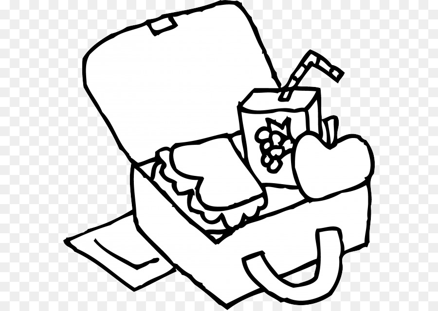 Bento Lunchbox Clip Art