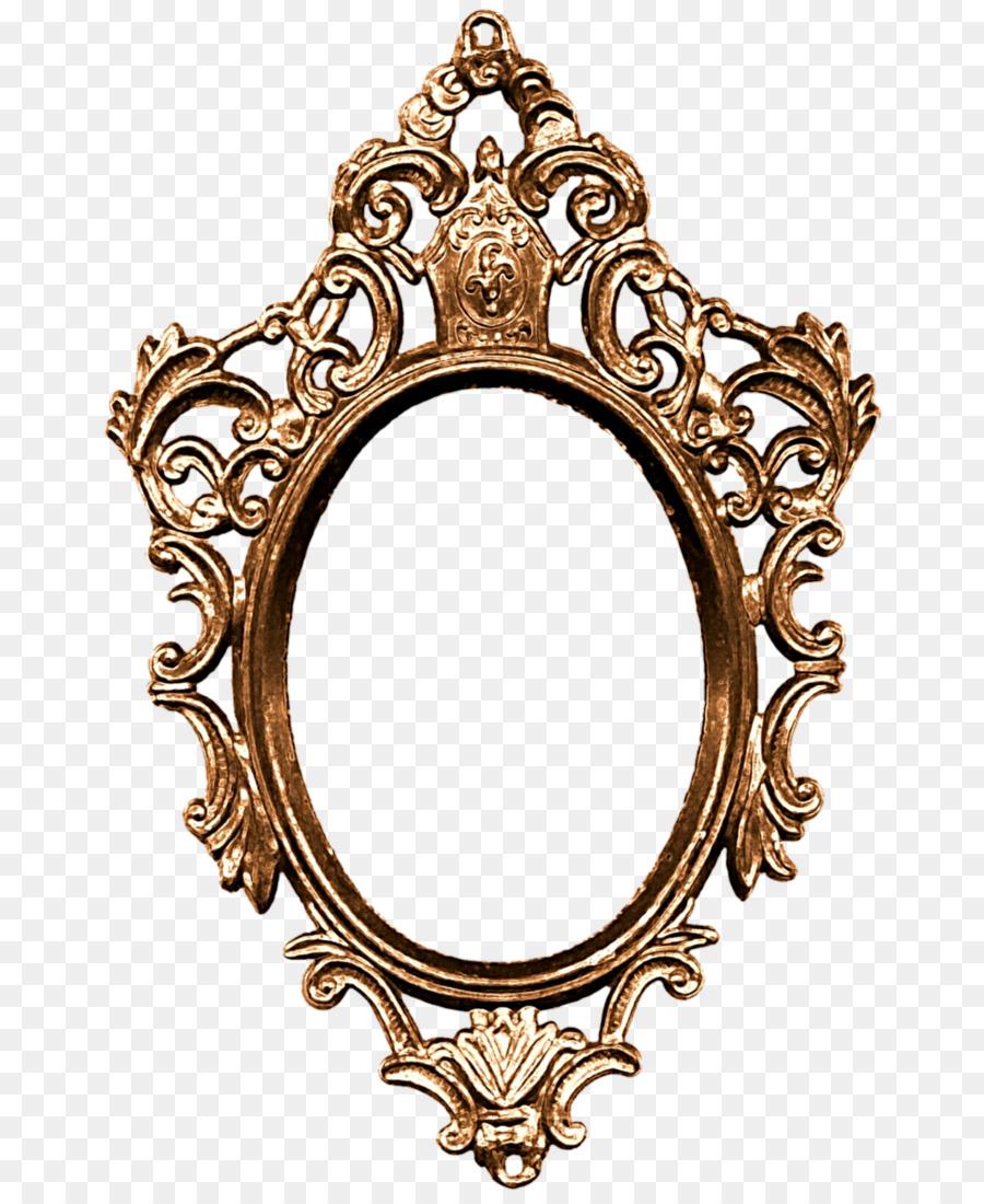 Magic Mirror Picture Frames Clip art - mirror png download - 730 ...