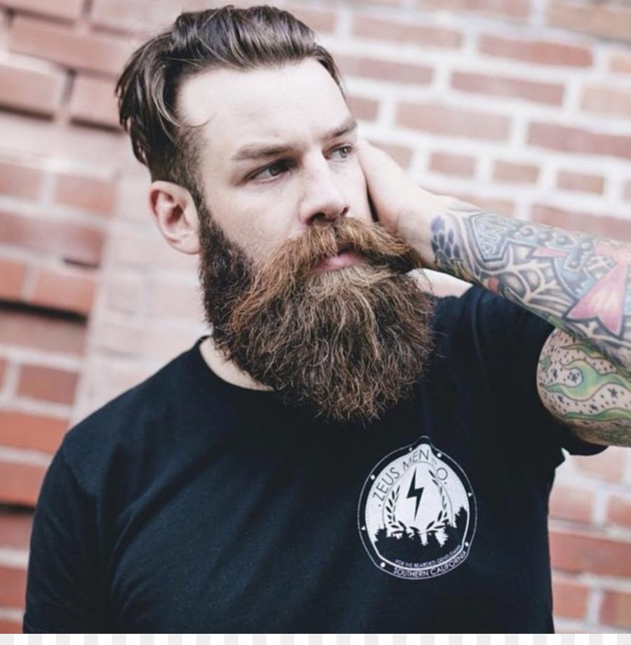 Beard Moustache Facial Hair Neck Beard And Moustache Png Download