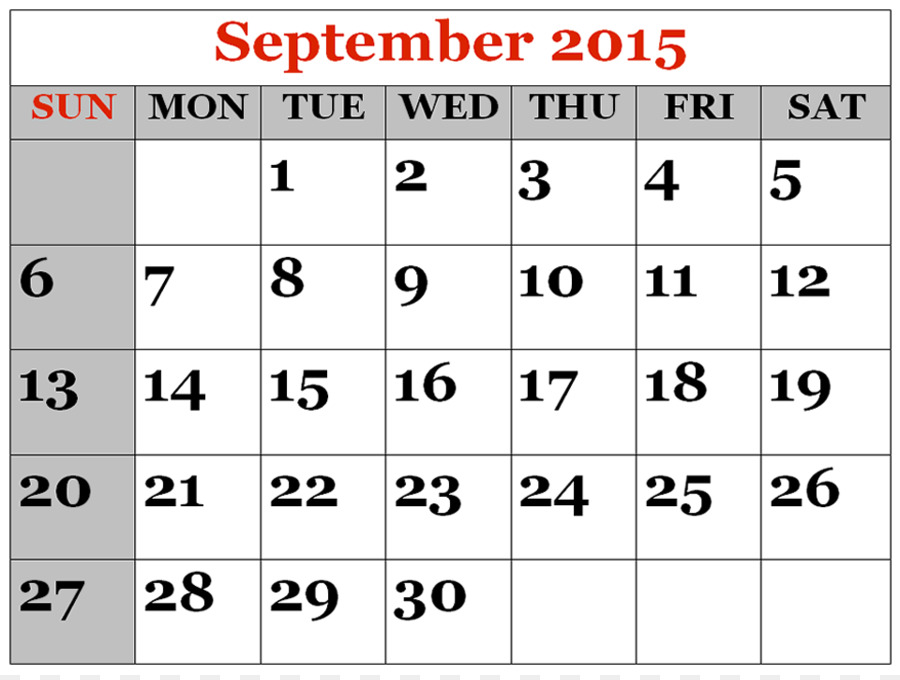 Calendar Square png download - 960*720 - Free Transparent