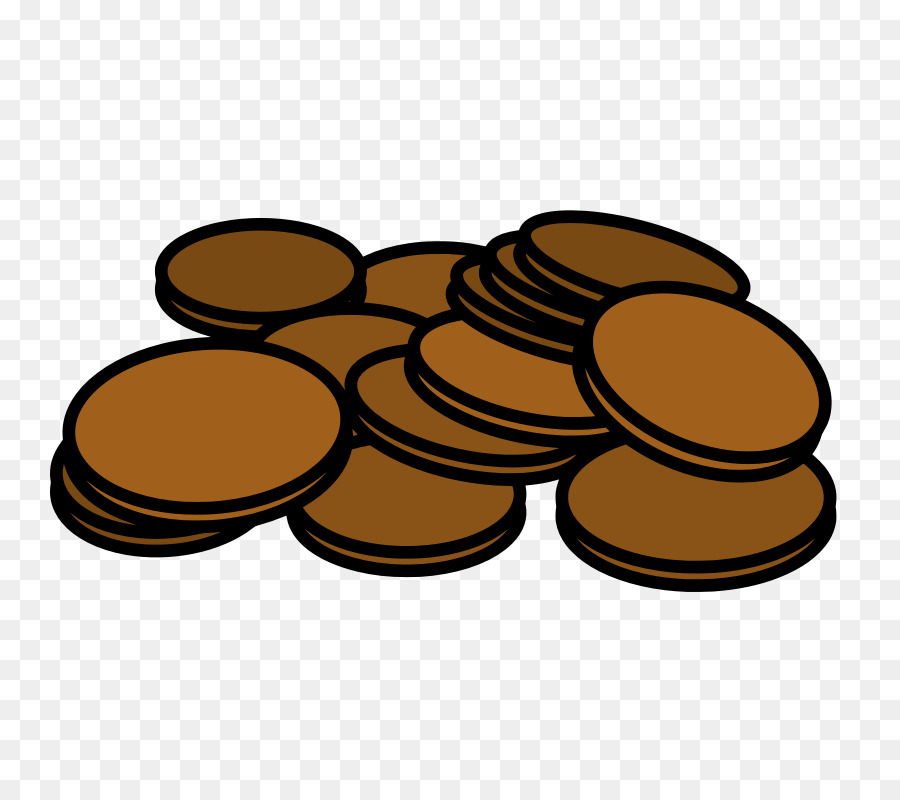 penny coin cent clip art pennies cliparts png download 800 800 rh kisspng com penny clip art penny clipart front and back