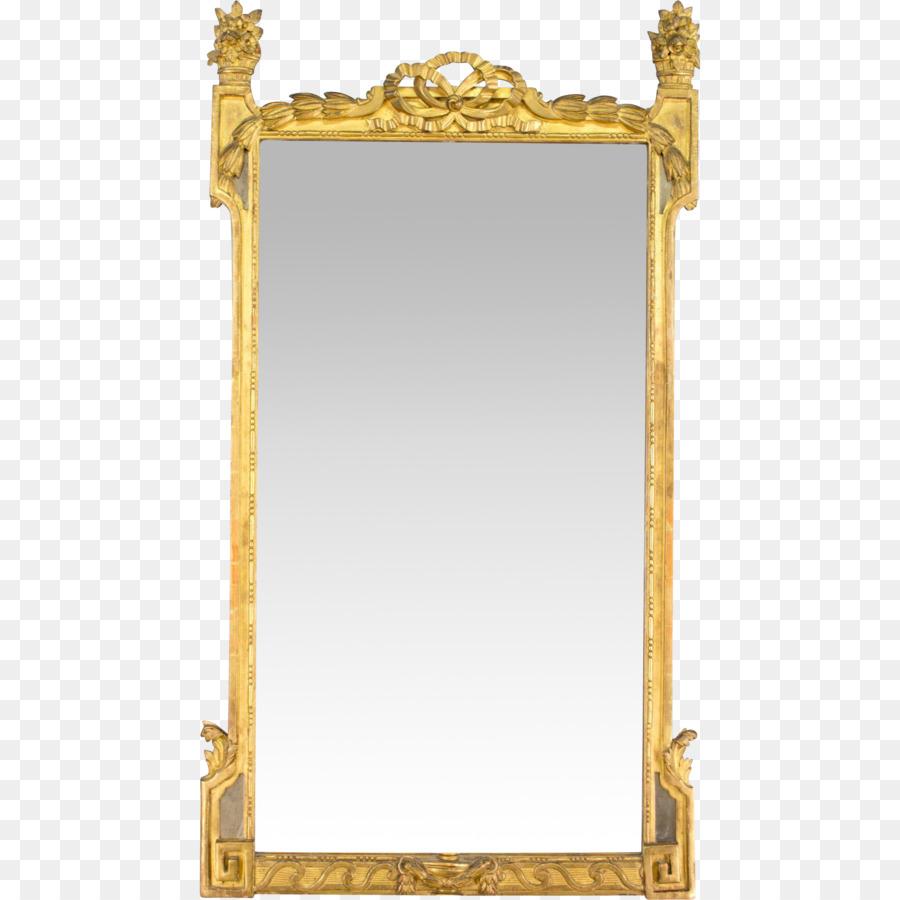 Imagen de espejo de la Imagen de Marcos Dorado de Vidrio - espejo ...