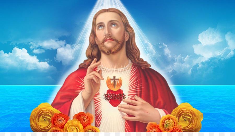 Jesus Sacred Christian Wallpaper Jesus Christ Png Download 1280