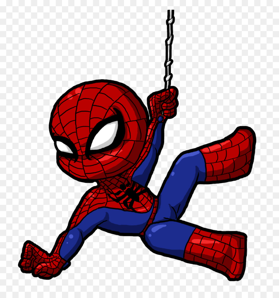 Spider Man In Television Cartoon Drawing Clip Art Png 1024 1089 Free Transpa Spiderman