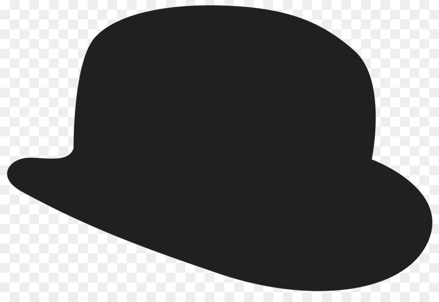 Bowler hat Top hat Clip art - Bowler Hat Cliparts png download ... d7d23b0af98