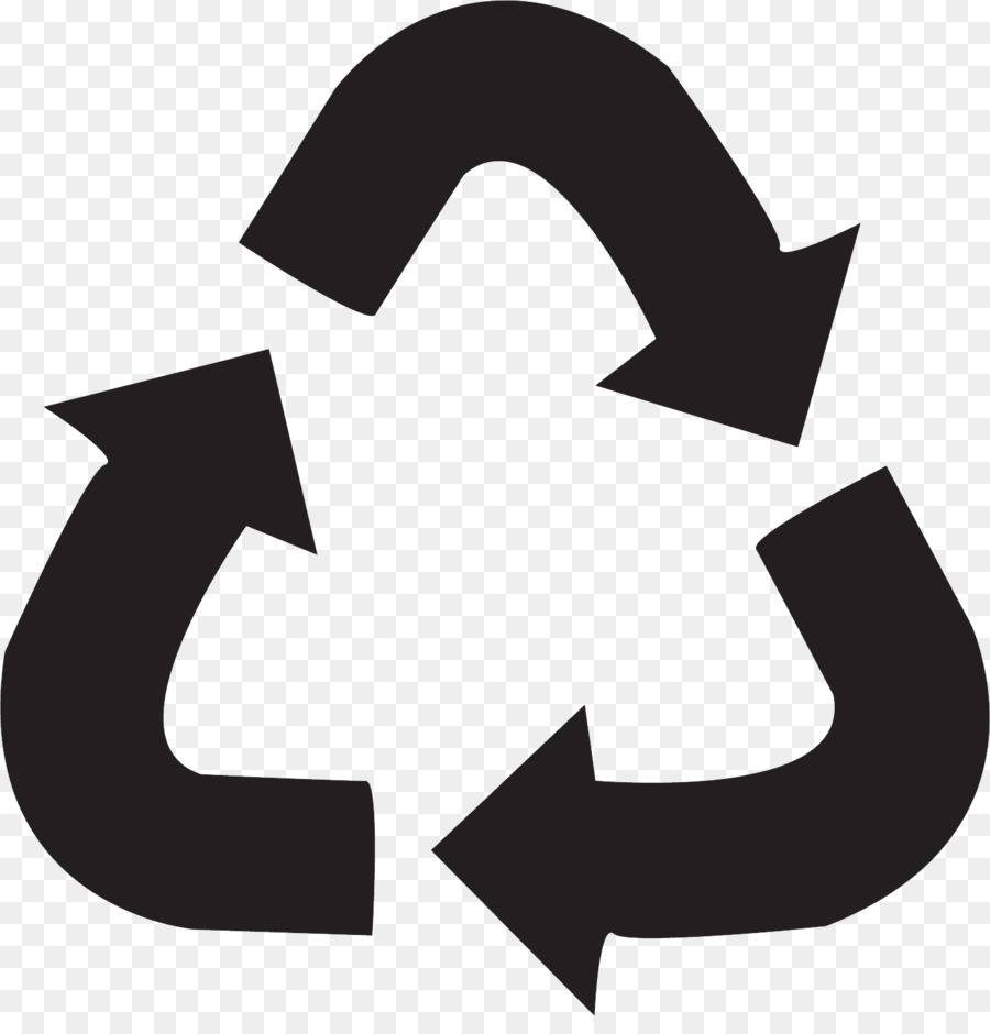Recycling Symbol Plastic Clip Art Recycle Png Download 14341472