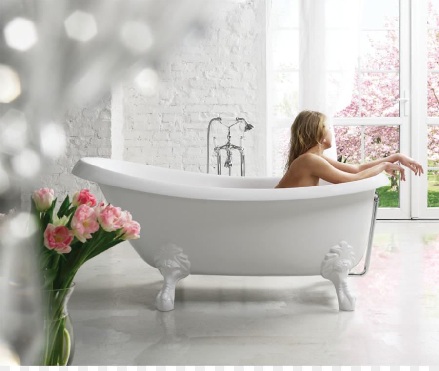 Hot tub Slipper Bathtub Bathroom Solid surface - bathtub png ...