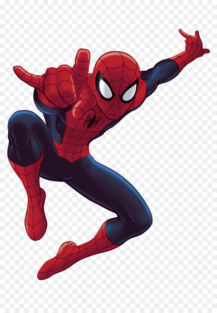 Spiderman wall decal decal toy superhero png