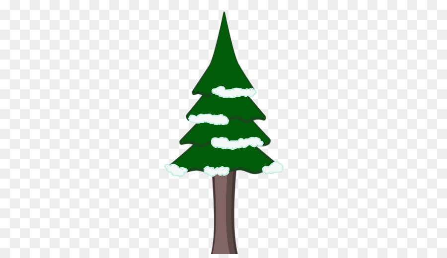 Pine Spruce Tree Cartoon Clip Art