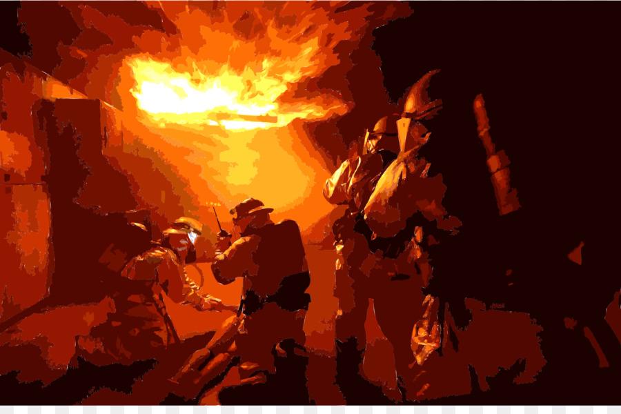 Desktop Wallpaper Firefighter Fire Department Firefighting