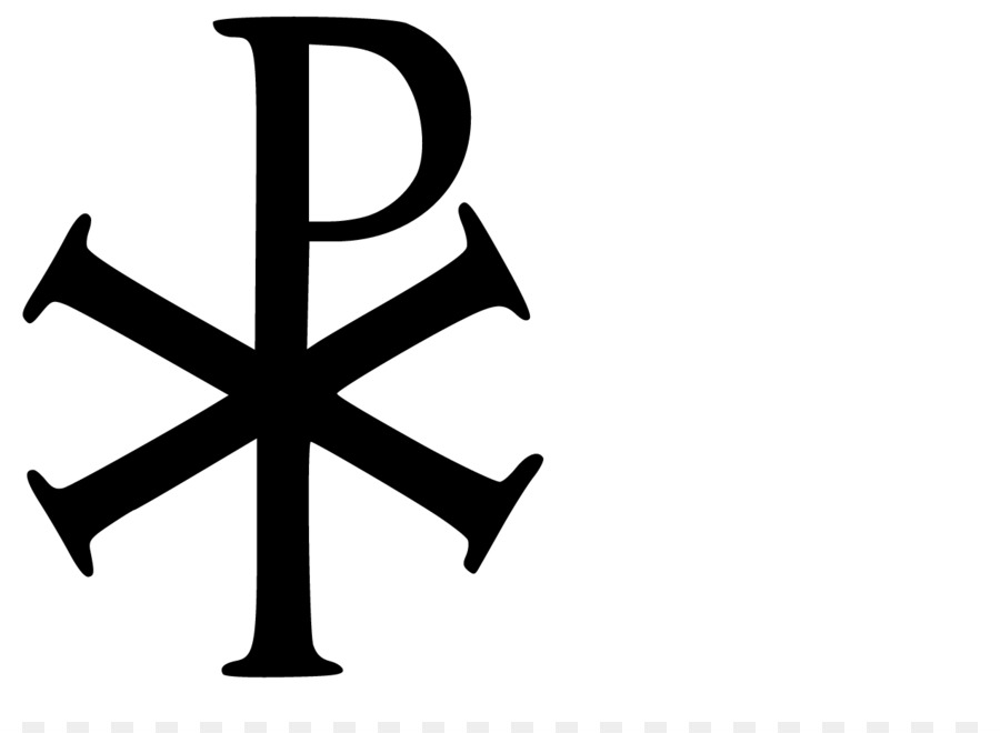 Chi Rho Christian Symbolism Christogram Christian Cross Png