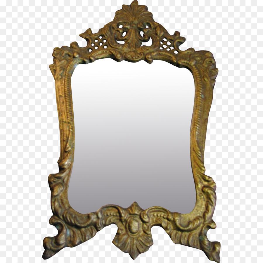 Victorian era Picture Frames Mirror Rococo Wall - mirror png ...
