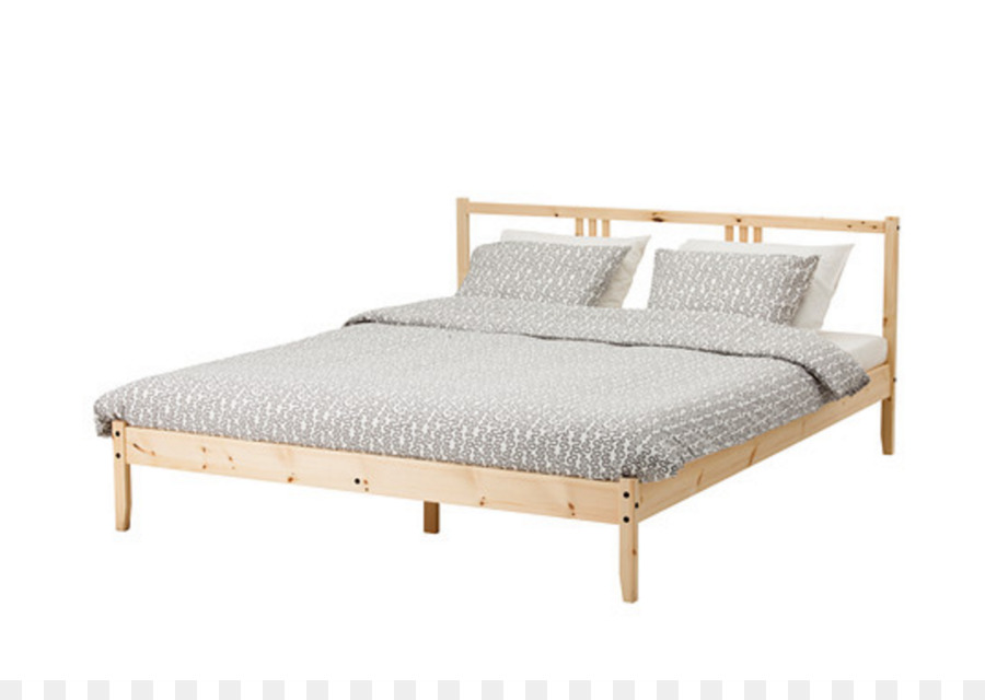 bed png. Bed Frame IKEA Mattress Headboard - Bed Png