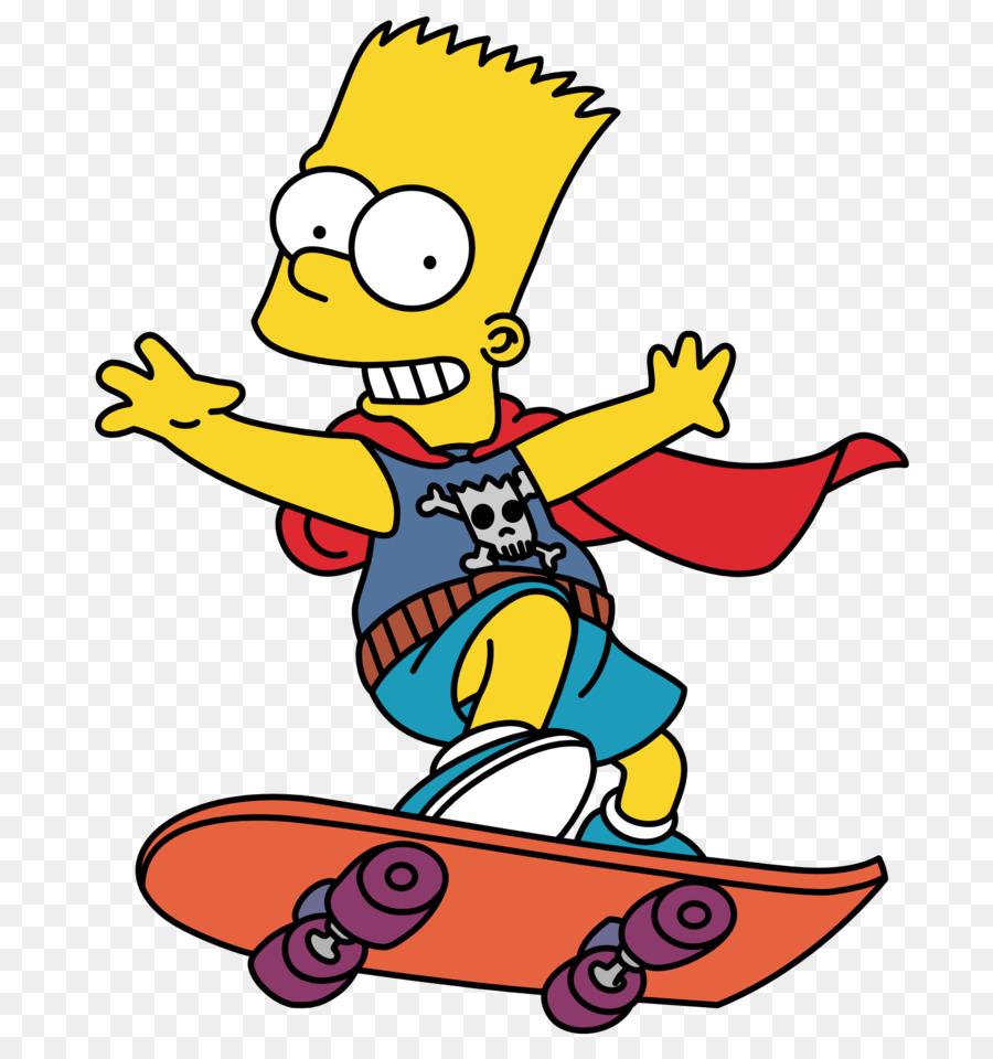 Bart Simpson Homer Simpson Lisa Simpson