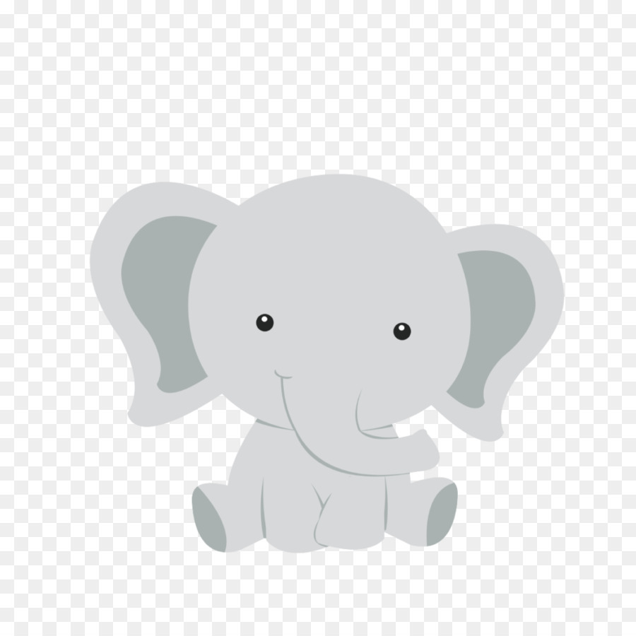 diaper infant baby shower elephant clip art safari png download