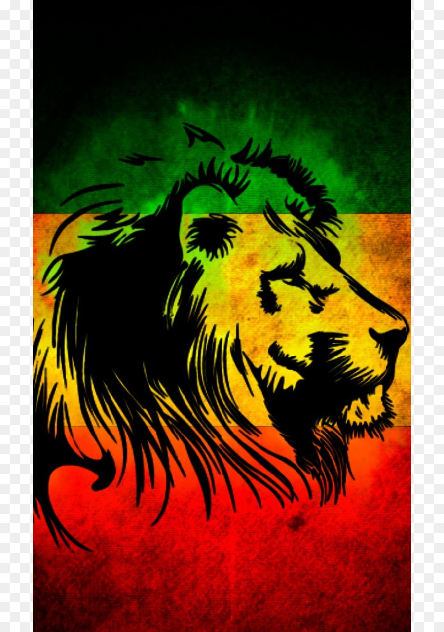 Lion Of Judah Zion Rastafari Desktop Wallpaper