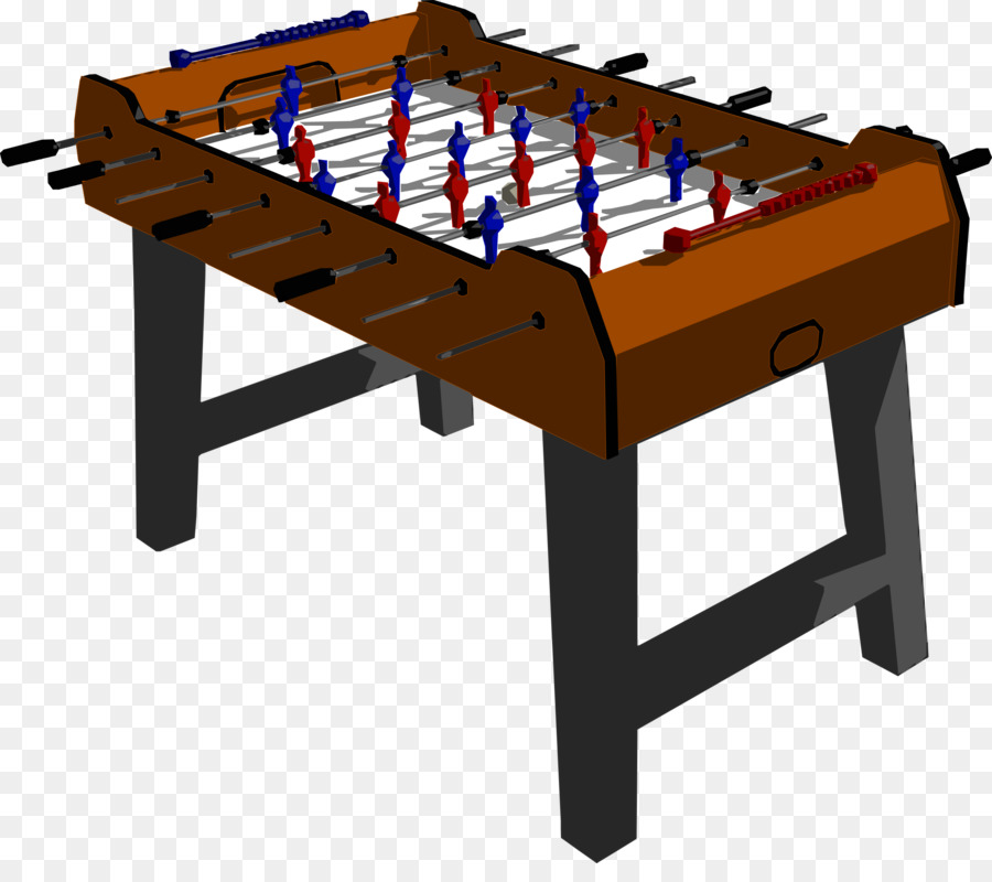 Table Foosball Game Clip Art   Ping Pong