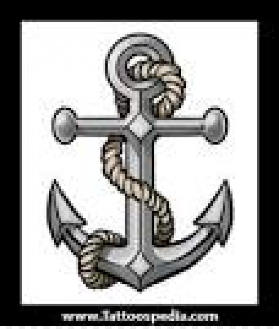 United States Navy Seals Symbol Anchor Png Download 10291200