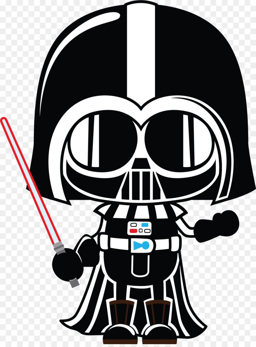 Anakin Skywalker Boba Fett Stormtrooper Star Wars Clip Art   Darth Vader