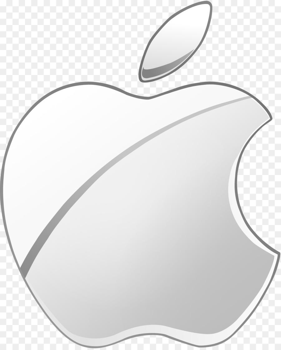 apple logo desktop wallpaper silver - apple logo png download - 5000