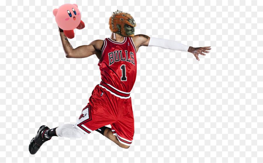 Chicago Bulls NBA Basketball Player Slam Dunk