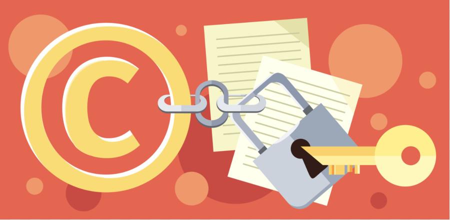Copyright Symbol Intellectual Property Trademark Copyright