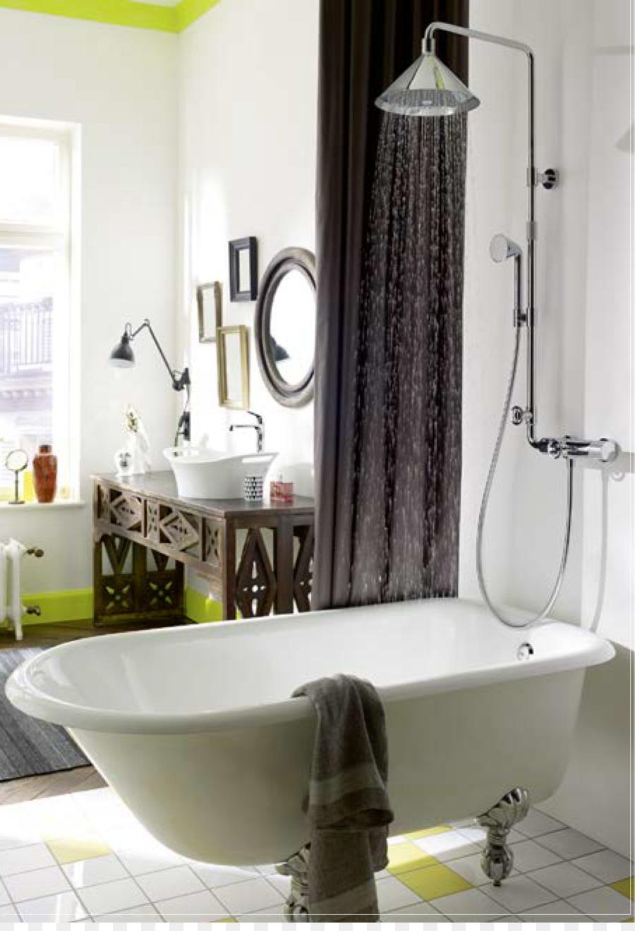 Shower Hansgrohe Bathroom Sink - shower png download - 1359*1975 ...
