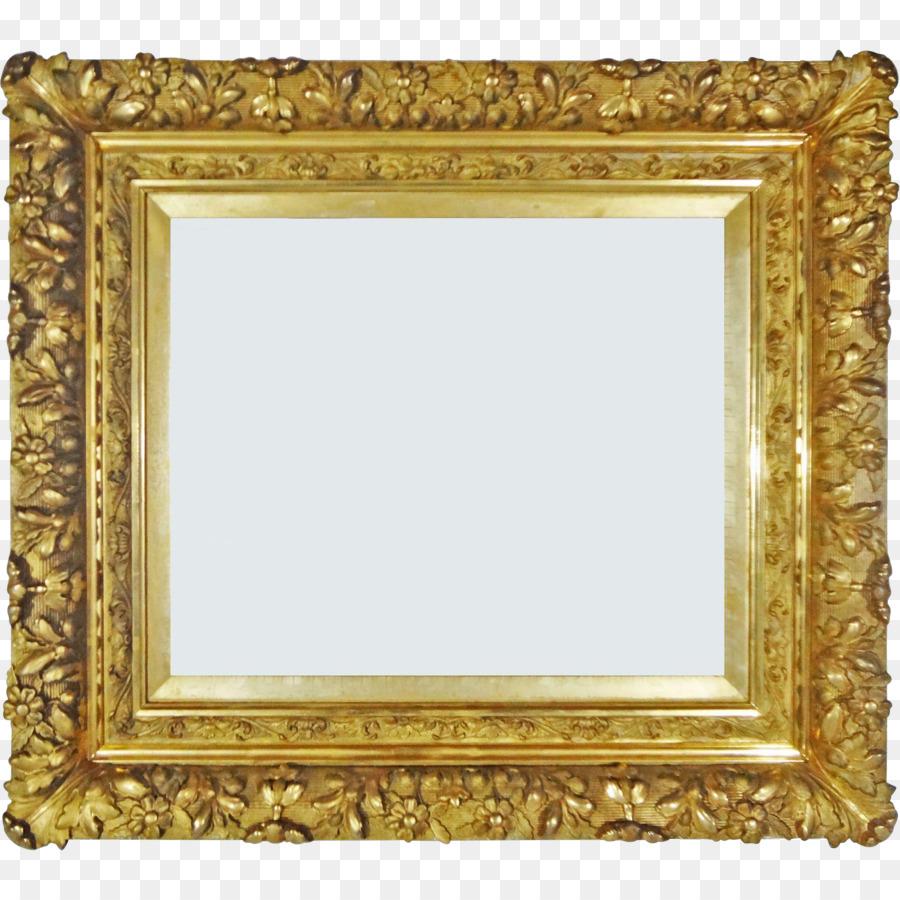 Marcos de cuadros de pintura al Óleo del museo de Arte - espejo ...