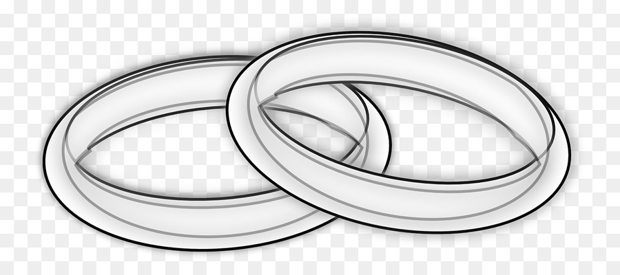 Wedding Rings Clipart.Wedding Ring Drawing Png Download 800 400 Free